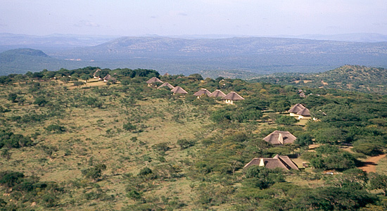 Mpila Camp View Cottages Chalets Accommodation Hluhluwe iMfolozi uMfolozi Game Reserve